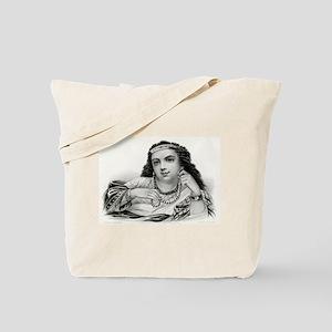 Africa - 1870 Tote Bag