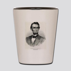 Abraham Lincoln - The Nation's Martyr - 1865 Shot