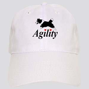 Border Collie Agility Cap