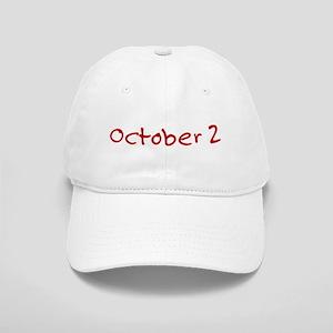 October 2 Cap