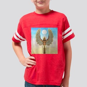 Isis_ThrowPillow Youth Football Shirt