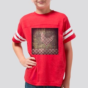 picnicrooster Youth Football Shirt