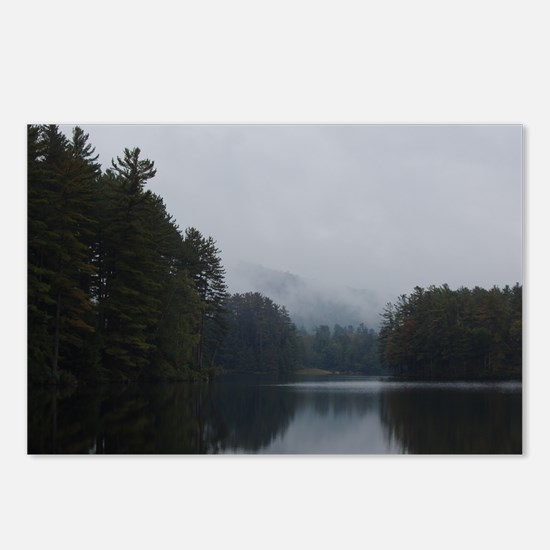 Misty Adirondack Morning Postcards (Package of 8)
