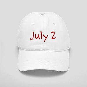 July 2 Cap