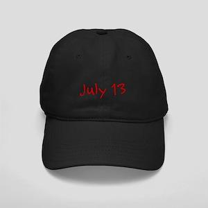 July 13 Black Cap