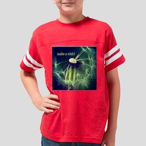 make a wish Youth Football Shirt