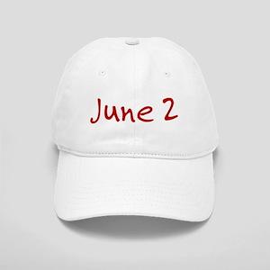 June 2 Cap
