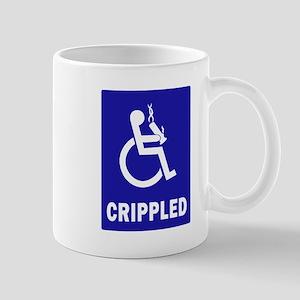 Crippled Mug