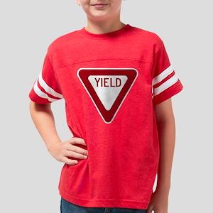yield Youth Football Shirt