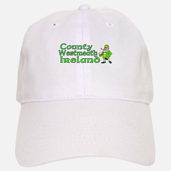 County Westmeath, Ireland Baseball Baseball Cap
