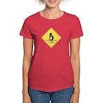 Kokopelli Crossing Women's Dark T-Shirt