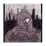 Children of Dagon Tile Coaster