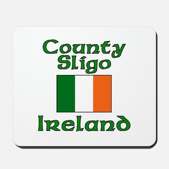 County Sligo, Ireland Mousepad