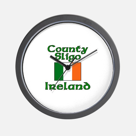 County Sligo, Ireland Wall Clock