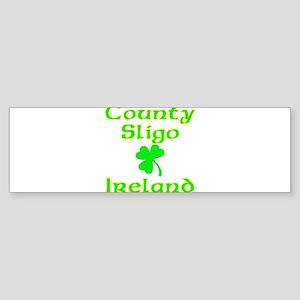 County Sligo, Ireland Bumper Sticker