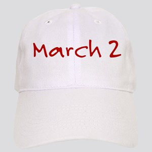 March 2 Cap