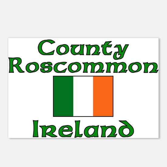 County Roscommon, Ireland Postcards (Package of 8)