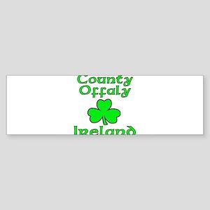 County Offaly, Ireland Bumper Sticker