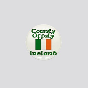 County Offaly, Ireland Mini Button