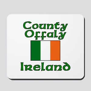 County Offaly, Ireland Mousepad