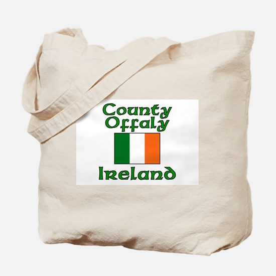 County Offaly, Ireland Tote Bag
