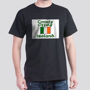 County Offaly, Ireland Dark T-Shirt
