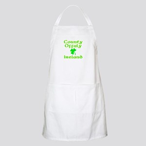 County Offaly, Ireland BBQ Apron