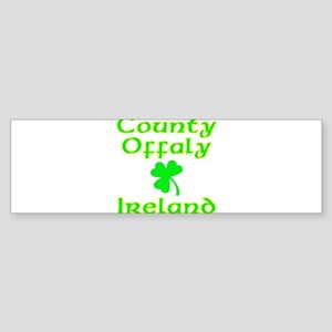 County Offaly, Ireland Bumper Sticker