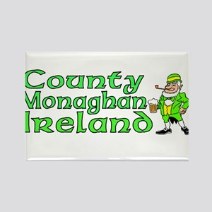 County Monaghan, Ireland Rectangle Magnet