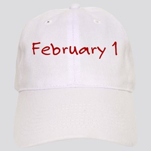 February 1 Cap