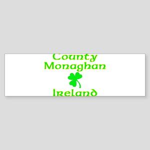 County Monaghan, Ireland Bumper Sticker