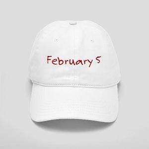 February 5 Cap