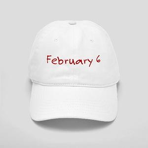 February 6 Cap