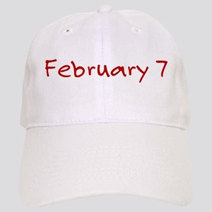 February 7 Cap