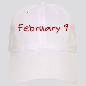 February 9 Cap