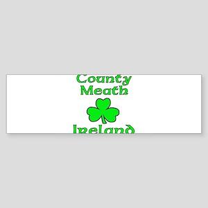 County Meath, Ireland Bumper Sticker