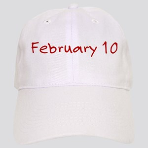February 10 Cap