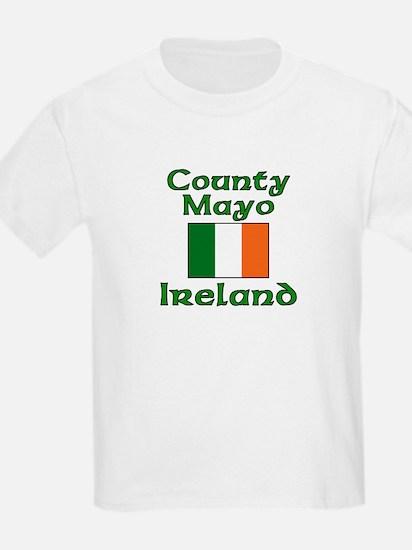 County Mayo, Ireland Kids T-Shirt