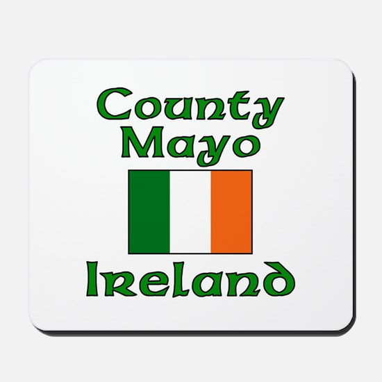 County Mayo, Ireland Mousepad