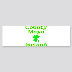 County Mayo, Ireland Bumper Sticker