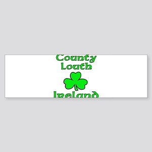 County Louth, Ireland Bumper Sticker