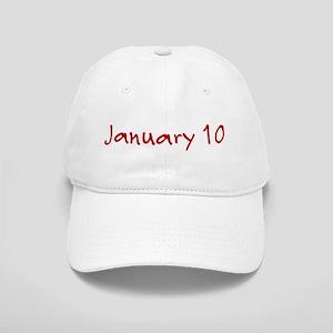January 10 Cap