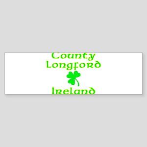 County Longford, Ireland Bumper Sticker