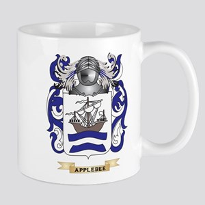 Applebee Coat of Arms Mug