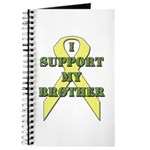 I Support My Brother Journal