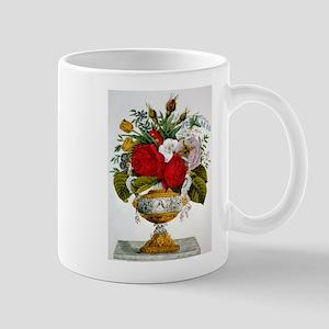 The vase of flowers - 1847 11 oz Ceramic Mug