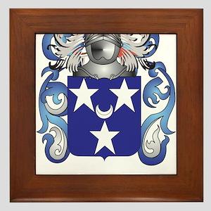 Arbuthnot Coat of Arms Framed Tile
