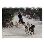 MCK Racing Siberians Wall Calendar II