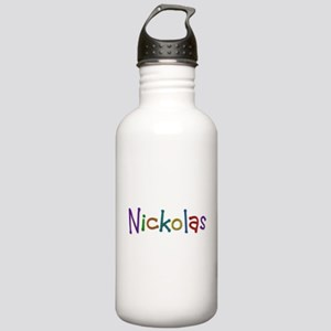 Nickolas Play Clay Water Bottle