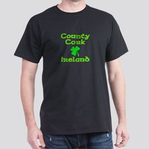 County Cork, Ireland Dark T-Shirt